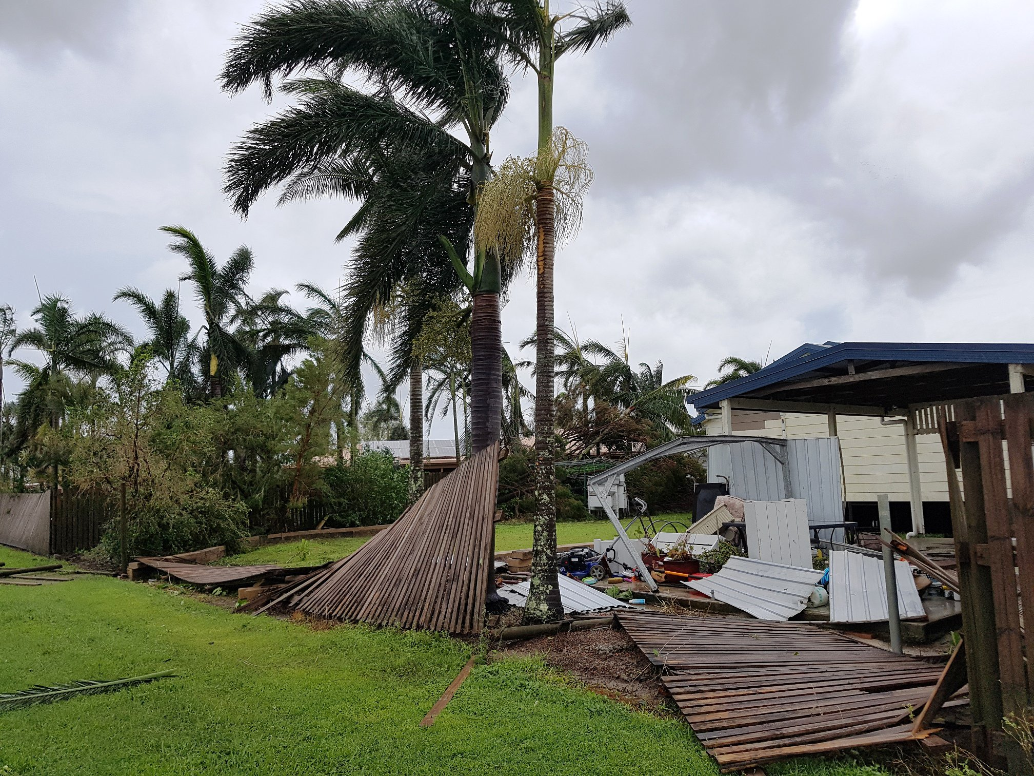 Cyclone Debbie - Can Buyers Terminate?
