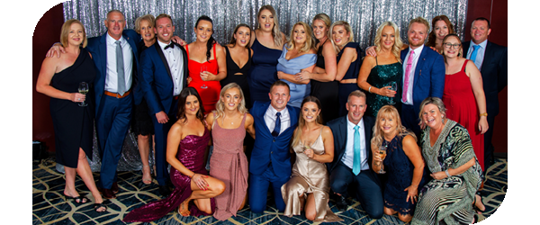 PRD Port Stephens team at the Annual Awards night 2021