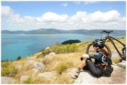 Bicycling In the Whitsundays