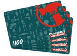 WIN $400 in Bunnings Vouchers