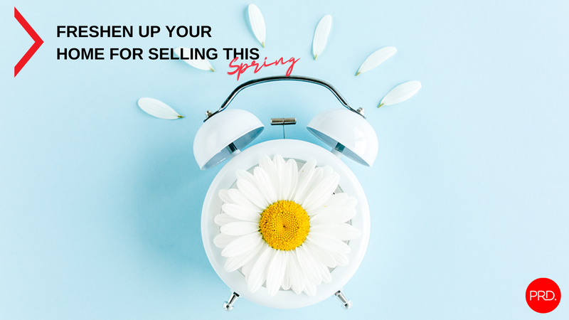 Freshen Up Your Home For Selling This Spring