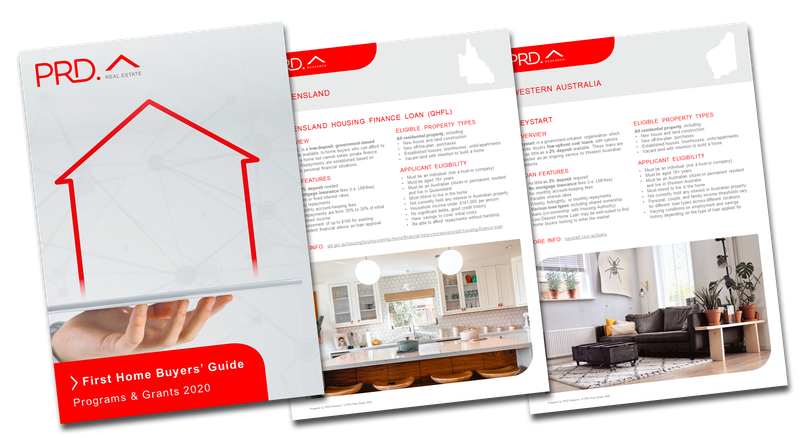 First Home Buyers Guide 2020