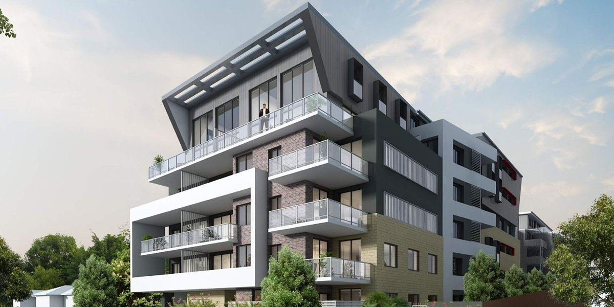 Home on High Blue Mountains Apartments - PRD nationwide Penrith