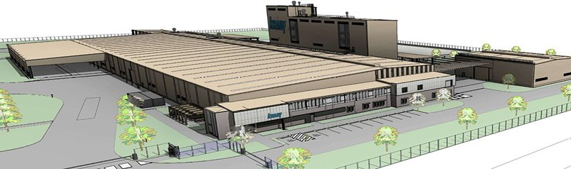 Knauf Australia Plasterboard Factory