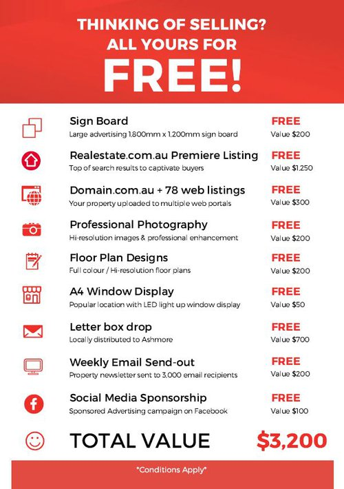 Free Marketing Package