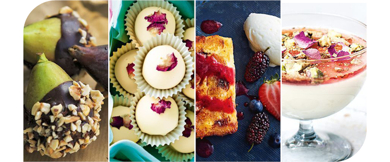 PRD Website Article - Sweet recipes Image - Valentine's 2021