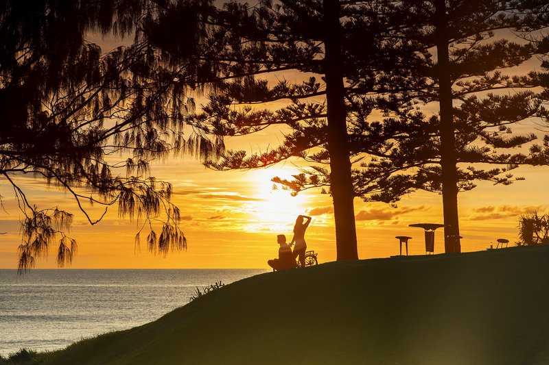 Burleigh Heads is officially the best place to 'Play' on the Gold Coast