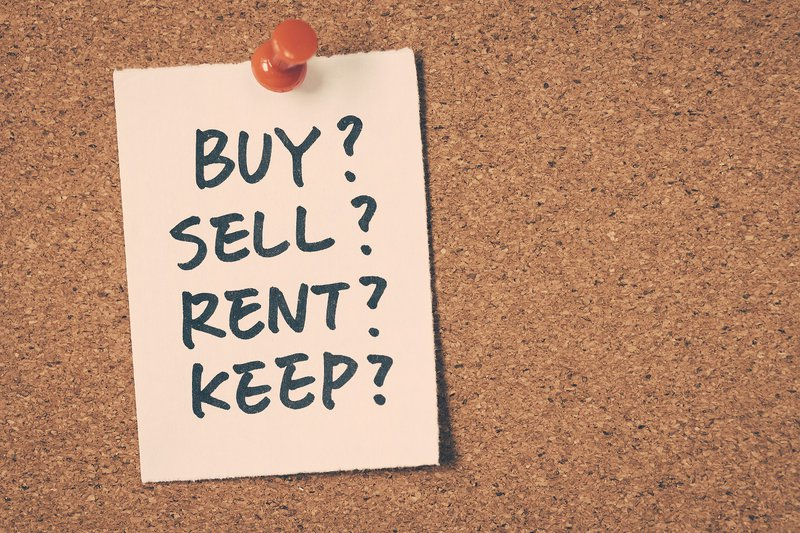 Rent-out or sell-up? Which makes more financial sense?