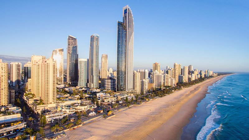 Gold Coast's luxury residential housing market joins the global ranks