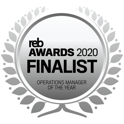Operations Manager of the year finalist 2020