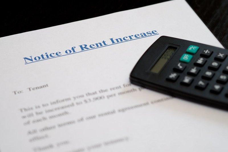 When should you increase the rent on your investment property?